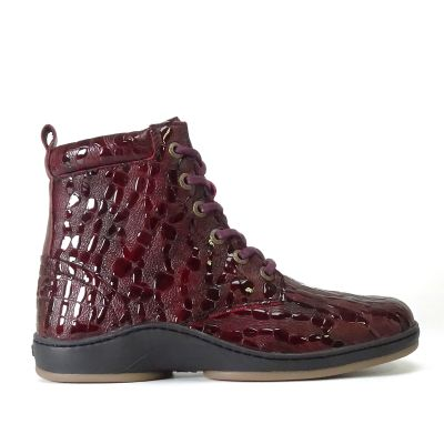 MPS 4154G Bordeaux Croco